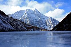 Lake Sarez, Tajikistan