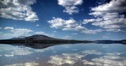 Lake Zyuratkul, Russia