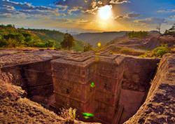 Лалибэла, Эфиопия