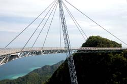 Небесный мост Лангкави , Langkawi Sky Bridge, Малайзия