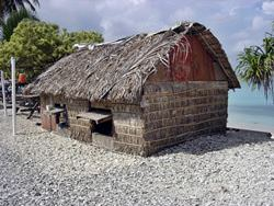 Laura Village, Marshall Islands