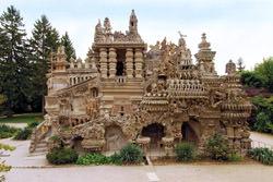 Palais idéal, Frankreich