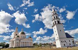 Невьянская башня, Россия