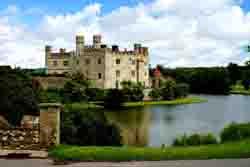 Leeds Schloss, England