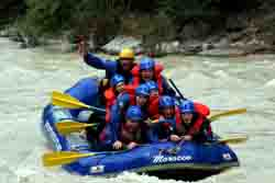The most dangerous river rapids for rafting
