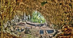 Пещера Лианг-Буа, Индонезия