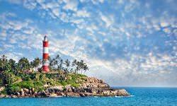 Lighthouse Kovalam, India