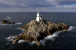 Lighthouse Tevennec