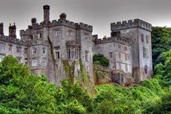 Замок Лисмор, Ирландия