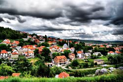 Livno Town, Bosnia and Herzegovina