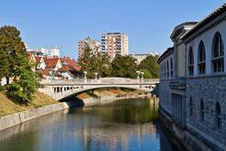 Ljubljanica Waterfront, Slovenia