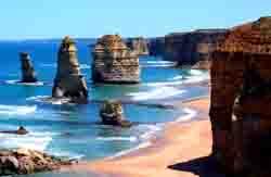 Loch Ard Strand, Australien