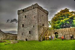 Замок Лочлевен, Шотландия
