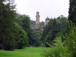 Lowenburg Castle, Germany