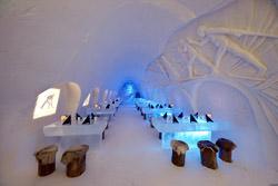 Lumi Linna Castle Restaurant, Finland