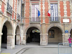 Maison de Victor Hugo, France