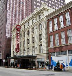Majestic Theatre, USA