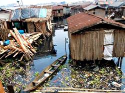 Slums of Makoko, Nigeria