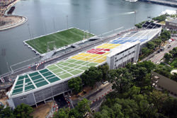 Marina Bay Stadium, Singapore