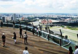 Смотровая площадка Marina Sky Park, Сингапур