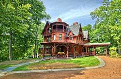 Дом Марка Твена, США