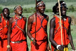 Masai, Kenia - Tansania