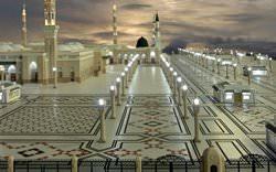 Masjid an-Nabawi, Saudi Arabia