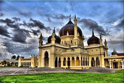 Мечеть Захир, Малайзия