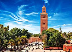 Medina of Marrakesh, Morocco