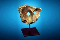 Meteorite Mask, Botswana