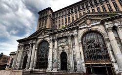 Michigan Central Station, USA