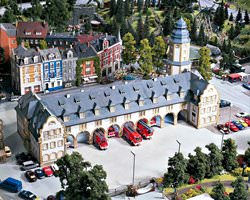 Miniatur-Wunderland, Alemania