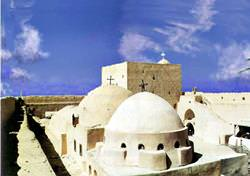 Monasteries of Wadi Natrun, Egypt