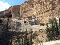 Monastery of George Khozevita, Israel