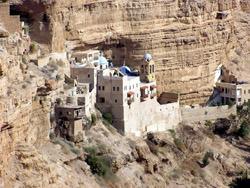 Gheorghe Hozevitul Kloster, Israel