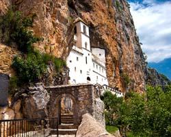 Чудотворный монастырь Острог