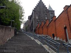 Солдатская лестница
