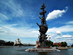 Monument to Peter I, Russia