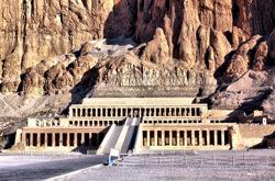Храм царицы Хатшепсуп , Mortuary Temple of Hatshepsut, Египет