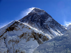 Mount Everest, Nepal - China