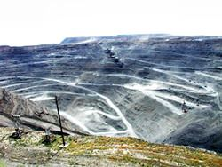Muruntau Mine, Uzbekistan