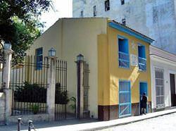 Квартира-музей Хосе Марти, Куба