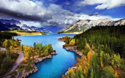 Национальный парк Наханни, Канада