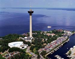 Nasinneula Observation Tower, Finland