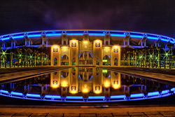 Nasional Stadium Bukit Jalil, Malaysia