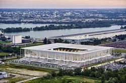 Новый стадион в Бордо, Франция