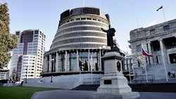 Здание парламента Новой Зеландии, Новая Зеландия