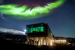 Bar Northern Lights, Islandia