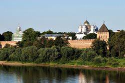 Novgorod Historic Monuments, Russia