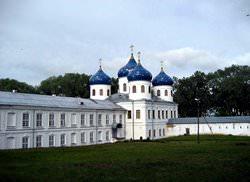 Monumentos Históricos de Novgorod, Rusia
